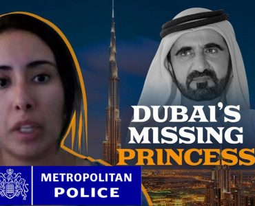 Missing Persons Report Filed With Metropolitan Police