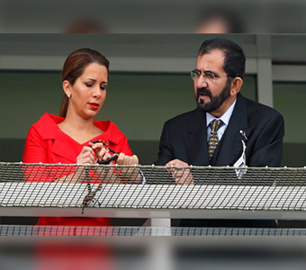 Ex-Met chief caught up in Sheikh Mohammed and Princess Haya row