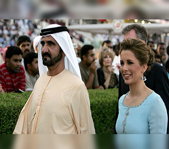 Dubai's Princess Haya wants protection from the glitzy city's ruler. She's not the first.
