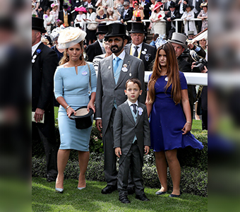 Princess Haya, Wife of Dubai's Ruler, Seeks Refuge in London