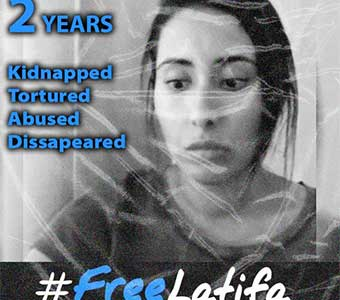 2 years ago TODAY. Kidnapped and tortured.    Its time for JUSTICE.