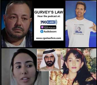 Free Latifa Campaign on Gurveys Law