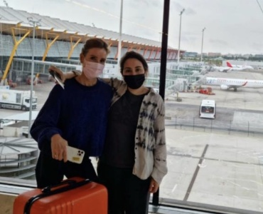 STATEMENT ON SPANISH AIRPORT INSTAGRAM POST